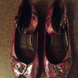 Donald J. Pliner Leather Sandals Size 6.5